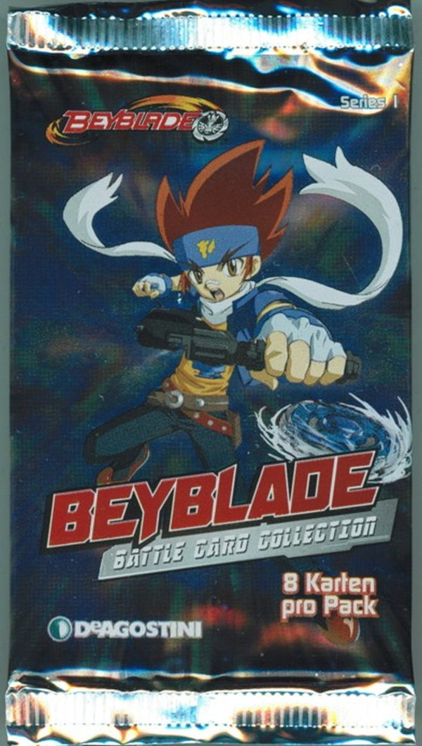 Beyblade - Battle Card Colection